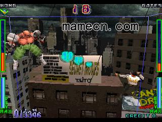 超能力大战 精神力量 3D格斗