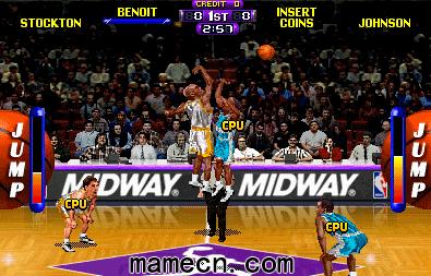 NBA篮球悬空瞬间
