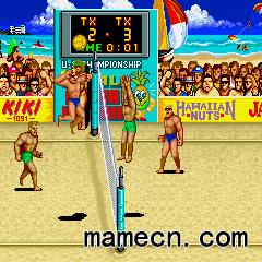 美国沙滩排球锦标赛
