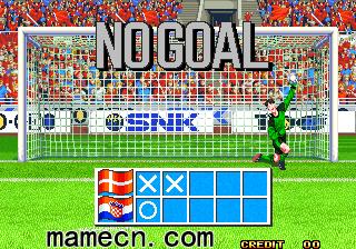 Neogeo杯98 足球 胜利之路