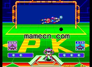 机器人足球
