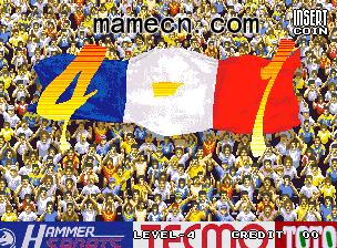 Tecmo 世界杯足球96