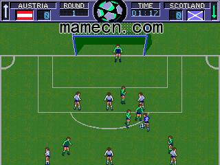 世界足球最终战