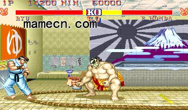 街霸2 街头霸王2 Turbo Hyper Fighting