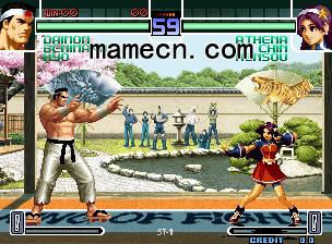 拳皇 2002 终极挑战