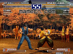 拳皇 2003 克隆set2