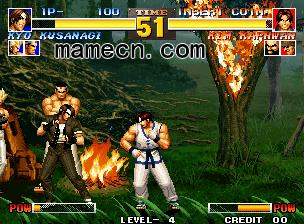 拳皇 95