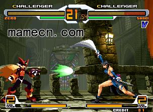 Svc混沌 Snk对Capcom加强2版