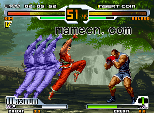 Svc混沌 Snk对Capcom加强