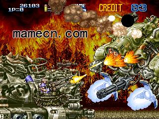 GunForce2 战火惊魂2