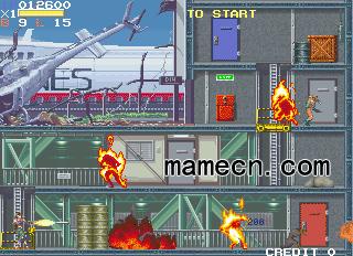 电梯大战2