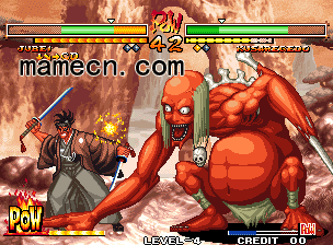 侍魂5特别版Samurai Shodown V Special基本操作出招表