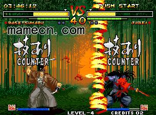 侍魂5 Samurai Shodown V新模式