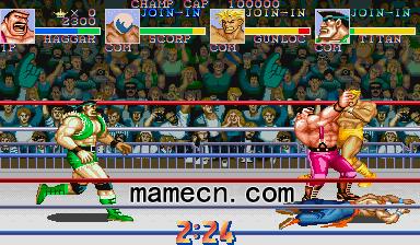 摔角霸王最终之战Muscle Bomber Duo基本操作