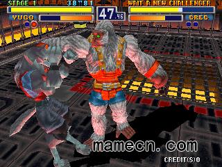 血腥咆哮 兽化格斗 Beastorizer工程版
