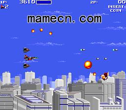 空中堡垒 日版
