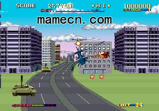 直升机 克隆版