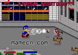 超级鸭小子 怪鸭冒险记 克隆版1