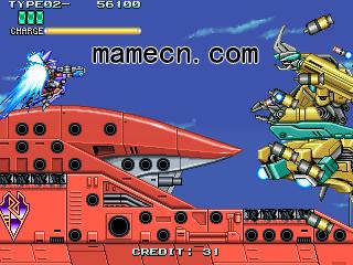 机器装甲力量 亚洲版1