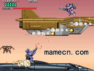 机器装甲力量