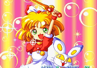 原创街机游戏赏析086:梦幻小妖精