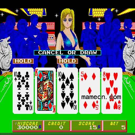 贫民5PK扑克