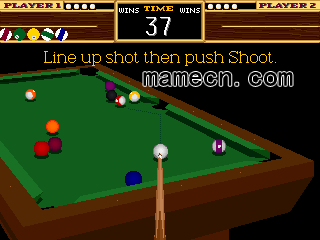 台球桌球撞球 花式撞9球