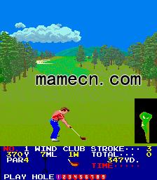 大溪地高尔夫球赛
