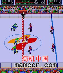 金牌冰上曲棍球