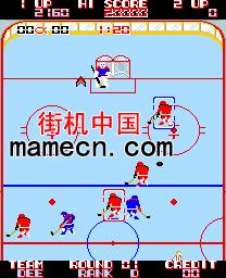 冰上曲棍球