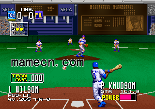 棒球 关键打者
