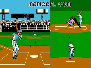超级棒球 双杀本垒打击