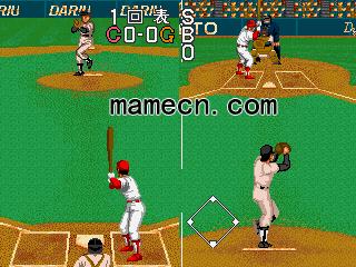 棒球 震撼联盟