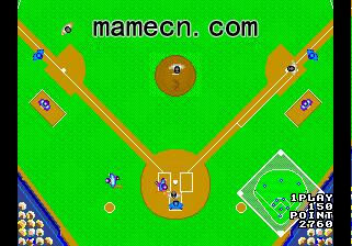 棒球 刺激大联盟