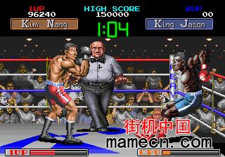 拳击最终打击