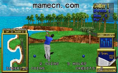 金牌高尔夫3D