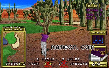 金牌高尔夫97