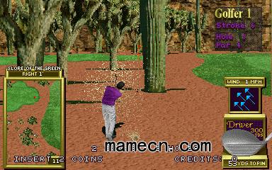 金牌高尔夫98