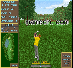 金牌高尔夫2摇杆hack版