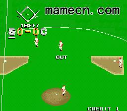 实力职业棒球