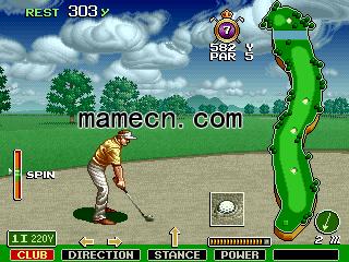 主题高尔夫2