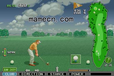 主题高尔夫