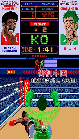泰森拳击赛