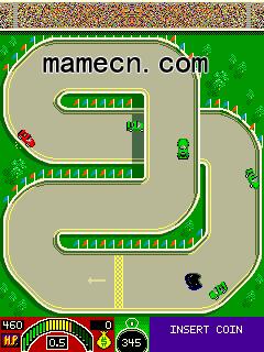 环绕赛车 红线飙车