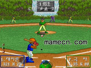 棒球韩国版