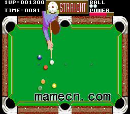 台球桌球 花式撞球 瞄准腰袋