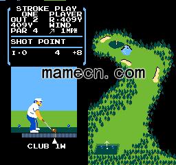 VS男子高尔夫
