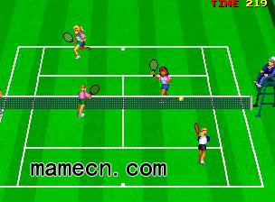 超级世界网球