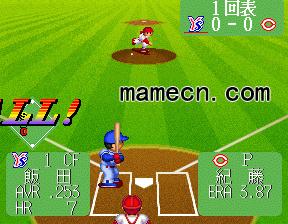 超级世界棒球96