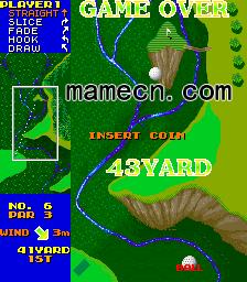 Tecmo高尔夫86